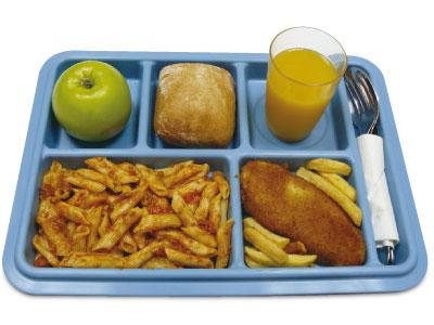 Resultado de imagen de comida escolar