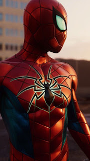 Wallpaper WA Spiderman