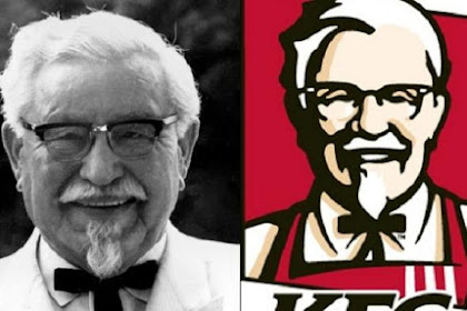 Cerita Kutukan Dari Patung Kolonel Sanders (KFC?)