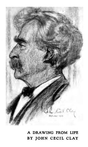A DRAWING FROM LIFE BY JOHN CECIL CLAY