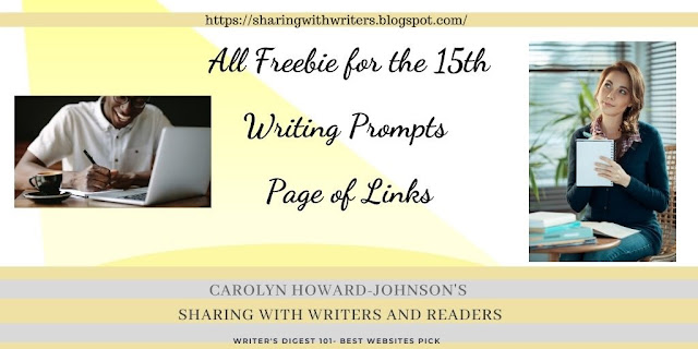 Writing Prompts Free