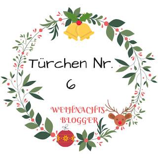 Weihnachtsblogger Adventkalender Türchen 6
