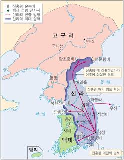 silla map