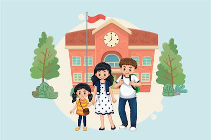 Tips Memilih Sekolah Dasar Yang Tepat Untuk Anak Agar Tidak Kecewa