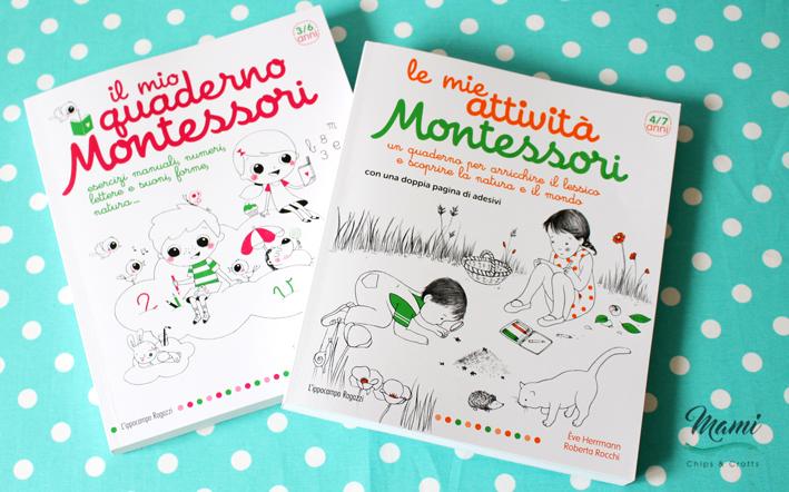 Favorito mami chips & crafts: Attività montessori per le vacanze estive KV31