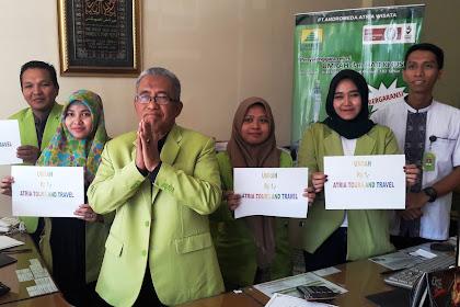 Aplikasi Umrah Cegah Jamaah Tertipu Biro-Travel Nakal