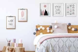 24 Diy Bedroom Decor Ideas To Inspire You (With Printables)