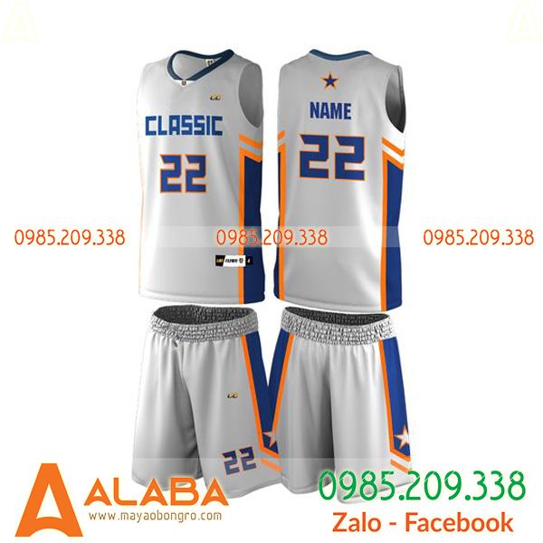Quần áo bóng rổ nam xịn
