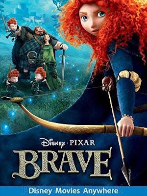 Sinopsis film Brave (2012)
