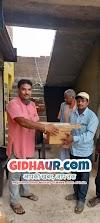 कुमरडीह स्थित राजहंस ट्रेडर्स में कैंप आयोजित कर मिस्त्रियों को किया सम्मानित