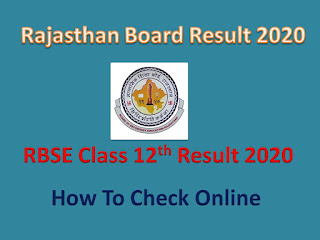 rbse-class-12th-result-2020