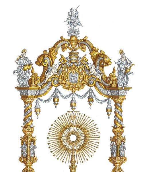 La Hermandad del Santo Crucifijo de Jerez aprueba el diseño y la ejecución del nuevo paso del Santísimo