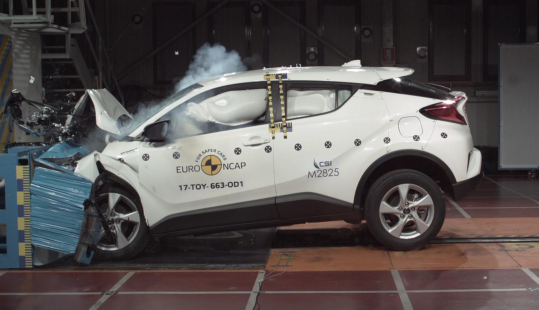 euro ncap crash test 6 3 audi q5 land rover