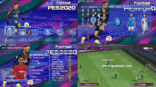 Download PES 2020 PPSSPP Chelito V8 New Jersey Full Transfer