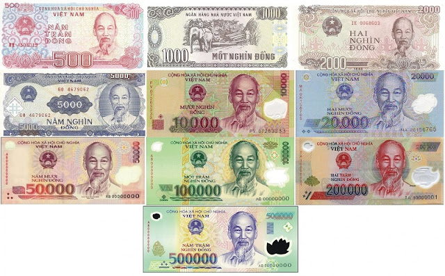 Vietnam Currency For Tourists