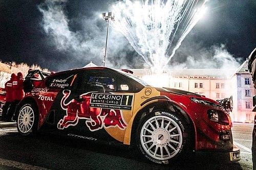 WRC Rally Monte Carlo