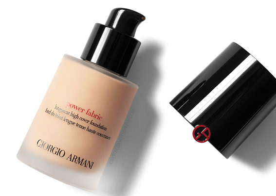Giorgio Armani Power Fabric Longwear High Cover Foundation Review