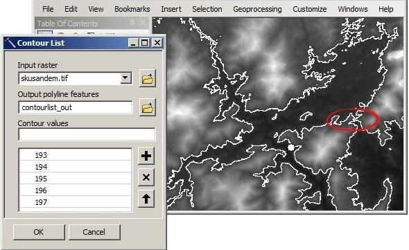 Analisis Topografi #2 - Membuat Kontur (Isoline)