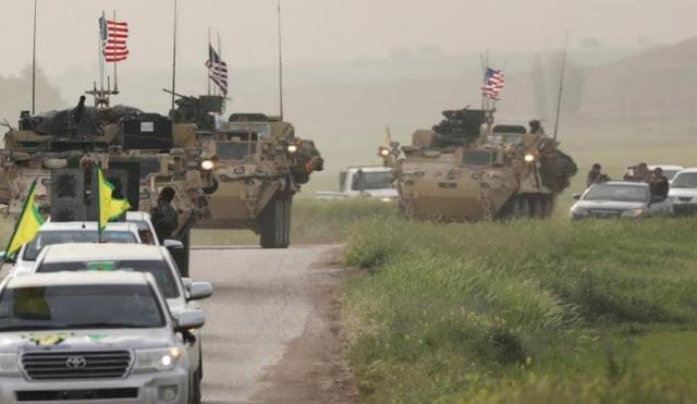 سياسة تقليص الوجود العسكري الأمريكي في الشرق الأوسط ، والخطأ الاستراتيجي لإدارة ترامب