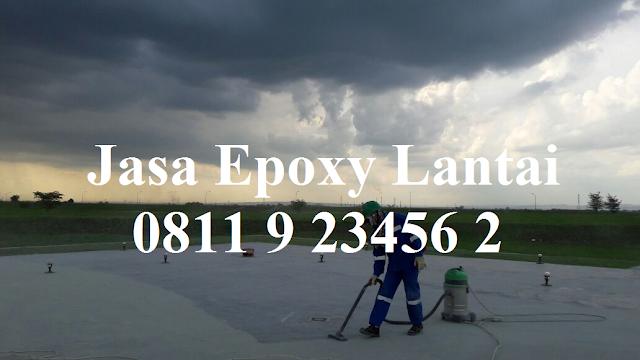 jasa epoxy lantai 2