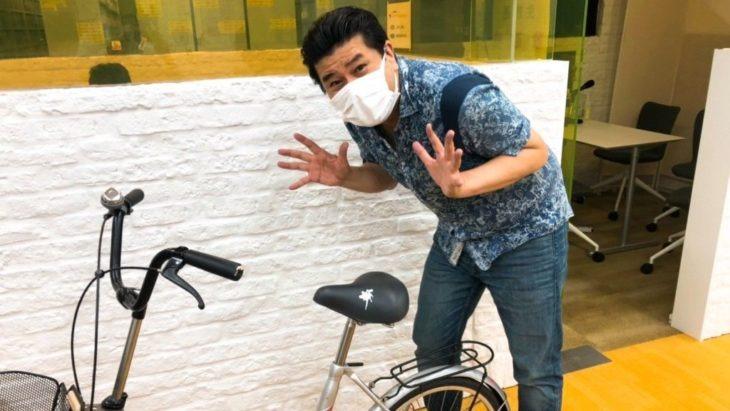 Japonés inventa una popó falsa para ponerla en tu bici y que no se la roben