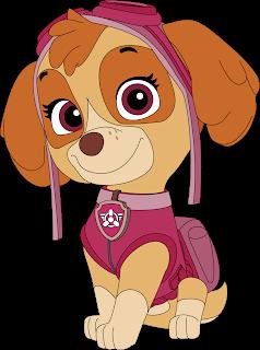Skye Patrulha Canina Vetor Grátis Paw Patrol Free Vector Download
