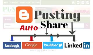 Share Otomatis Postingan di medsos dengan Divr.it