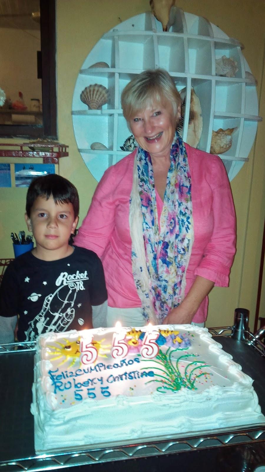 Tequila Birthday Cake Wanda