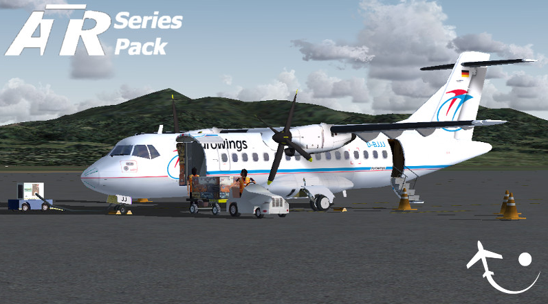 South West Flight Simulation: Virtualcol: Freeware ATR 42 & 72!