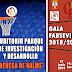 Gala del Baloncesto de Sevilla. Temporada 2018-2019