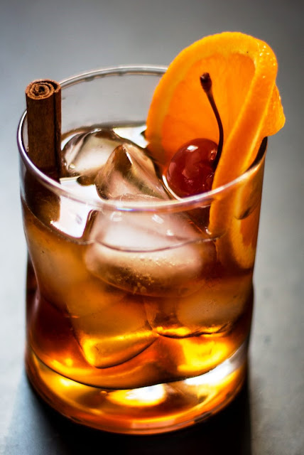 OLD FASHIONED COCTEL