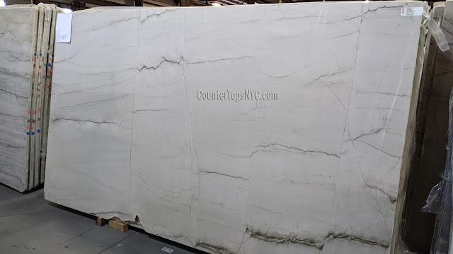 Mont Blanc Natural Stone Quartzite Slab NYC