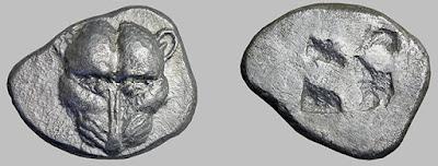 Θησαυρός ασημένιων νομισμάτων βρέθηκε στην αρχαία Φαναγορεία