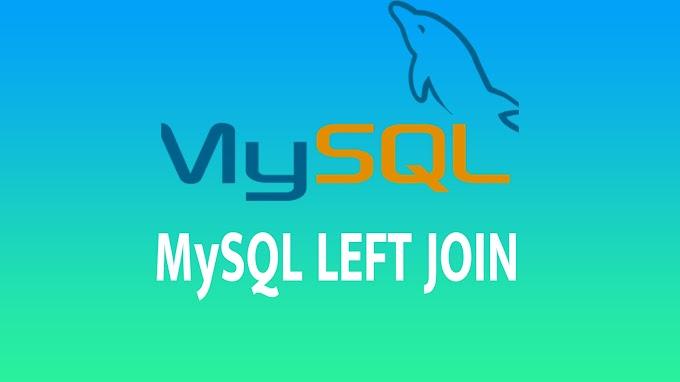 MySQL LEFT JOIN