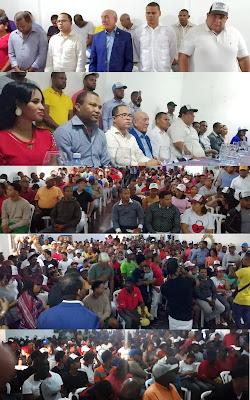 Éxito Total el Gran Encuentro Realizado por el Equipo Político de Isaac Diaz en Apoyo al Alcalde Rafael Hidalgo y el Senador Rafael Calderón.
