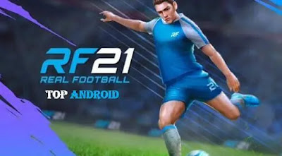 Real Football 2021 - RF 21 Apk Download Android Mediafire