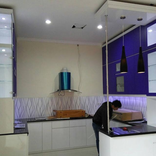 Kitchenset Minimalis Surabaya