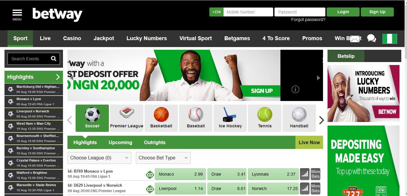 Bet9ja Mobile: Top 10 Sport Betting Alternatives