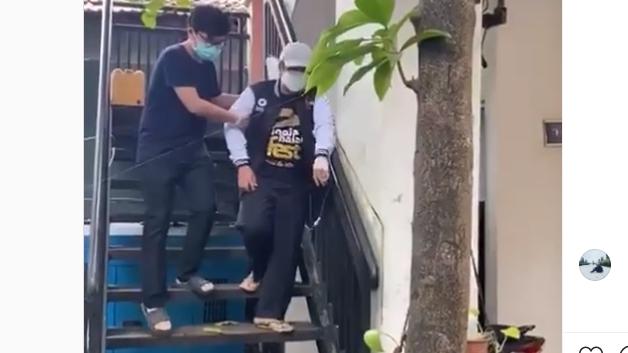 Positif Corona, Yusuf Mansur Dilarikan ke Rumah Sakit