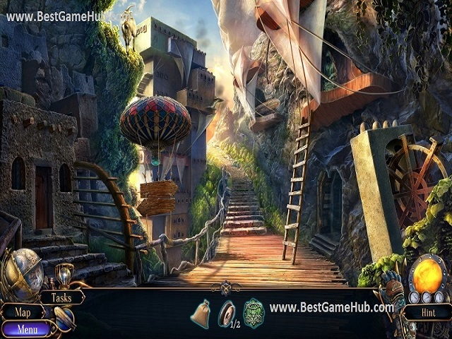 Skyland - Heart of the Mountain - bestgamehub.com - download free