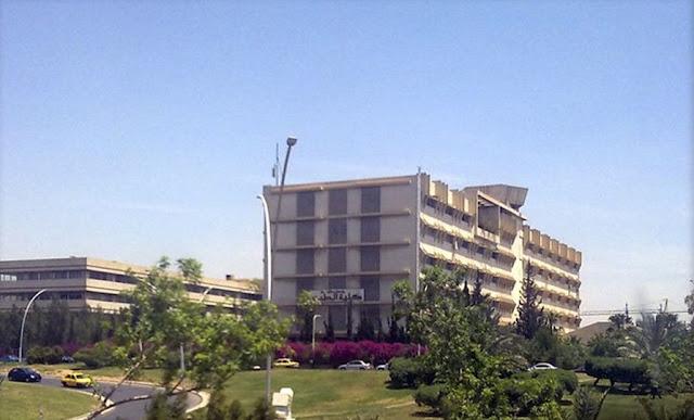 كلية الطب في جامعة دمشق تلغي إحدى مواد اليوم للسنة الخامسة  بسبب سوء الطباعة مجدداً !!