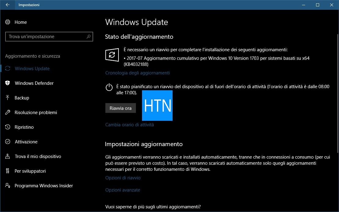 Riavvio-Windows-10-Aggiornamento
