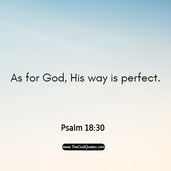 God Quotes From Bible