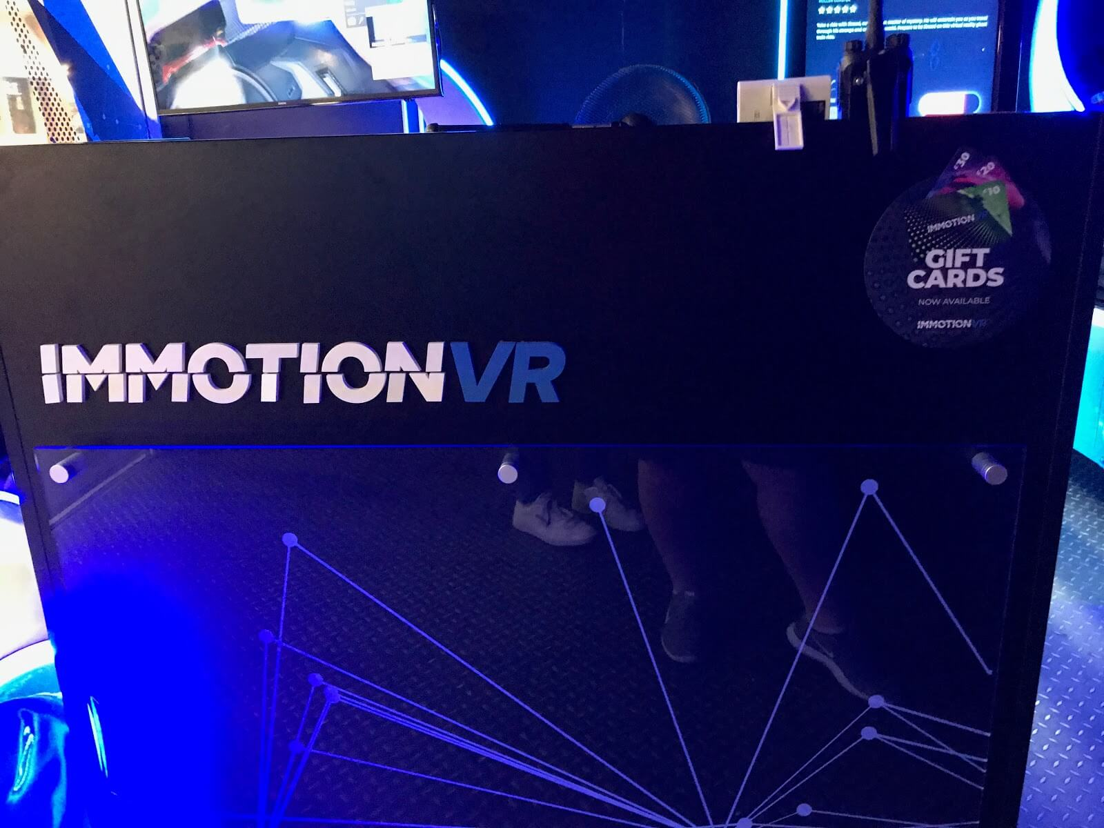 ImmotionVR Experience