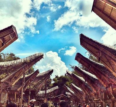 Wisata Kete Kesu Toraja