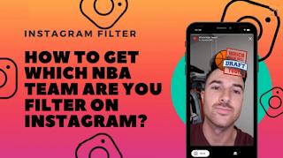 Nba Instagram filter || How to get nba filter instagram and tiktok filter
