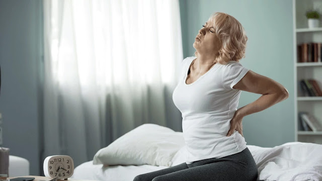 6 Possible Conditions That Can Cause Back Pain In Women After 40