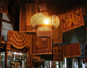 Bazar Isfahán en Madrid. Mercadillo artesanía persa 8 - 17 diciembre