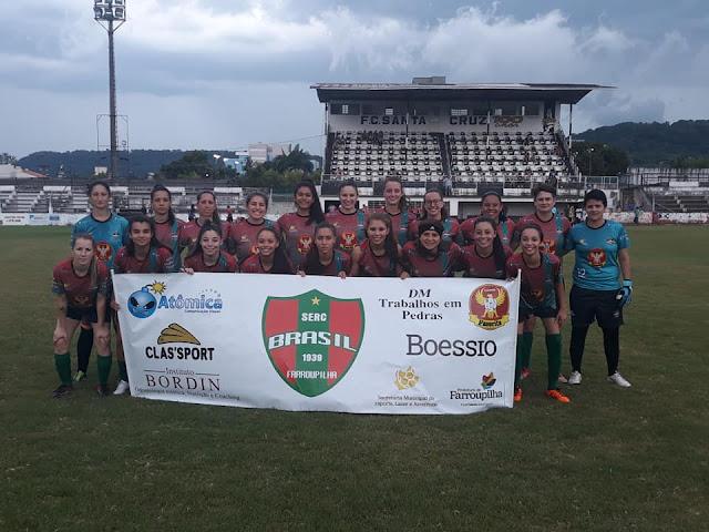 SERC Brasil de Farroupilha conquista a 3ª Taça Amizade