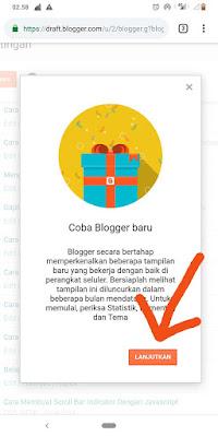 Blogger Sudah Support Mobile ?
